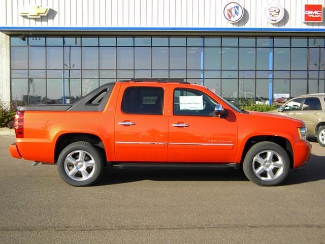2017 Chevrolet Avalanche Ltz Inferno Orange Metallic Indianapolis In