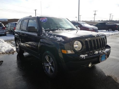 2017 Jeep Patriot High Alude Black Fayetteville Ny